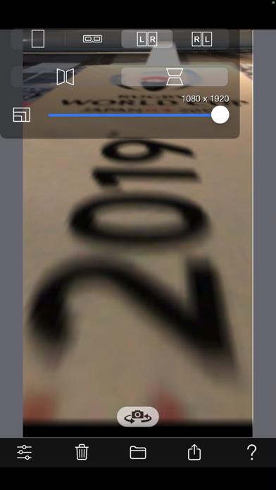 3D Perspective Camera screenshot 3