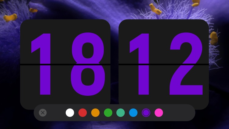 Nightstand clock & Flip clock screenshot-7