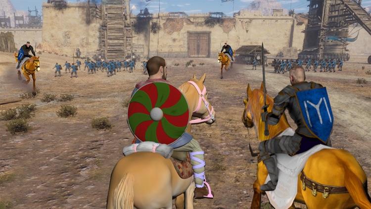 Ertugrul Gazi 3 Adventure Game