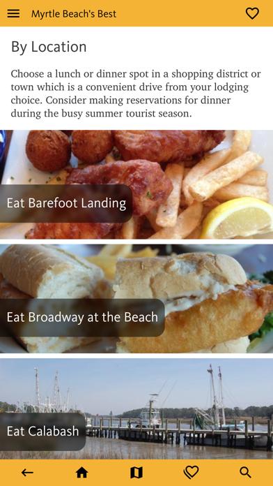 Myrtle Beach's Best Travel App screenshot 9