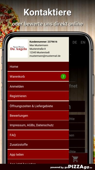 Pizzeria Da Angelo Oberhausen screenshot 3