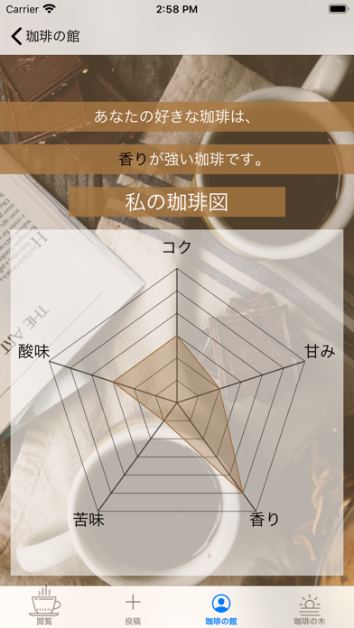 珈琲日記 screenshot 5