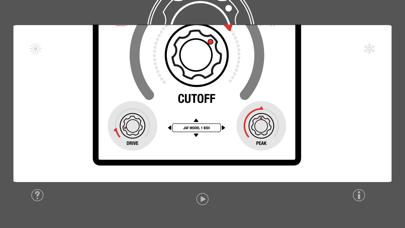 JAF DeeJey - Full Range Filter screenshot 2