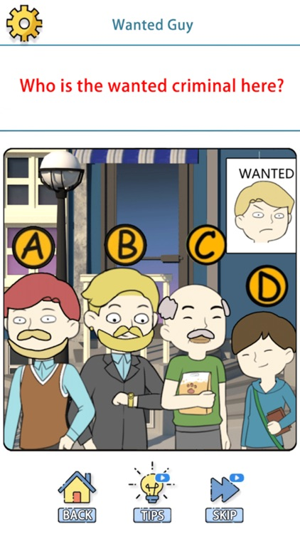 Crime Mystery-Detective game screenshot-3