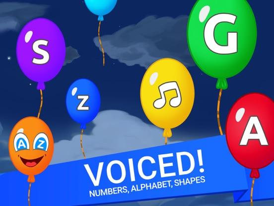 Balloon Pop Education for Kids screenshot 10