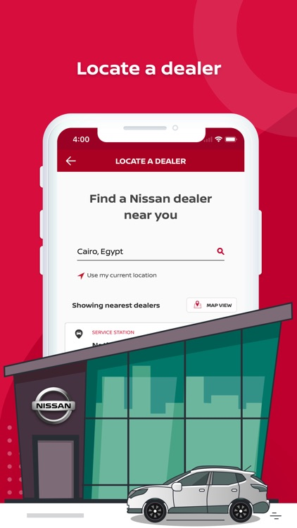 Nissan Owners App Egypt