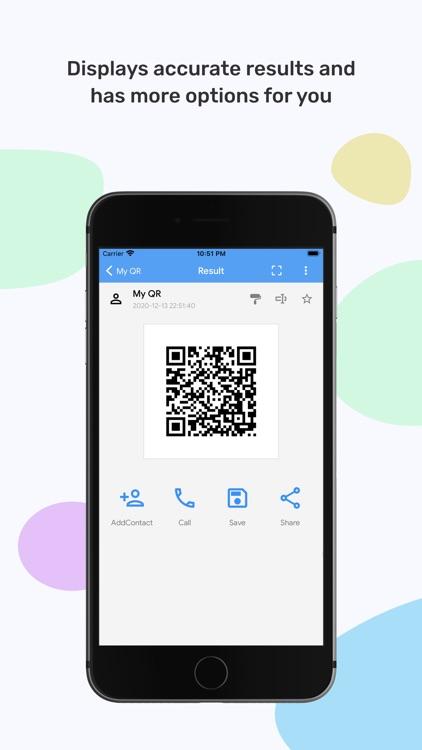 QR Barcode -  Scanner