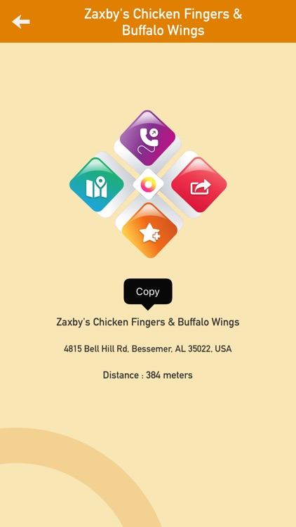 App for Zaxby's Restaurants screenshot-4