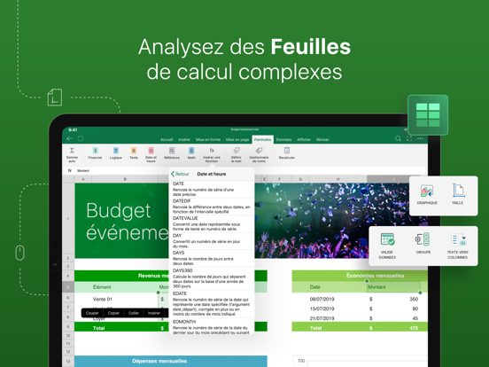 Screenshot #6 pour OfficeSuite et éditeur de PDF