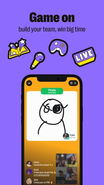 Yubo : Make friends & Go live screenshot-5