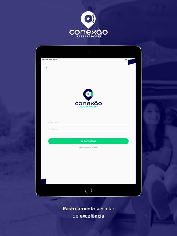 CONEXÃO RASTREADORES screenshot 4
