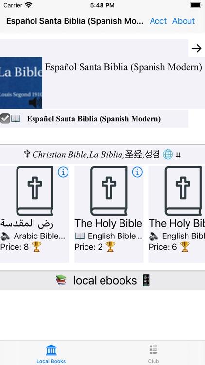 Español Santa Biblia (Modern)