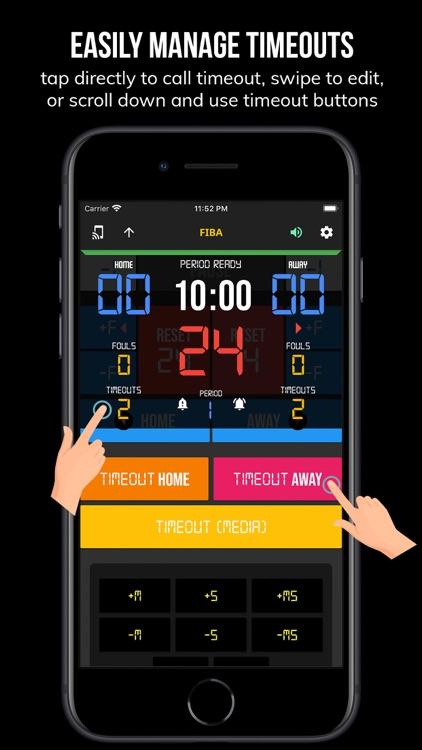 BT Assistant - Basketball screenshot-6