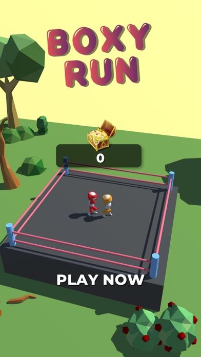 Boxy Run! screenshot 1
