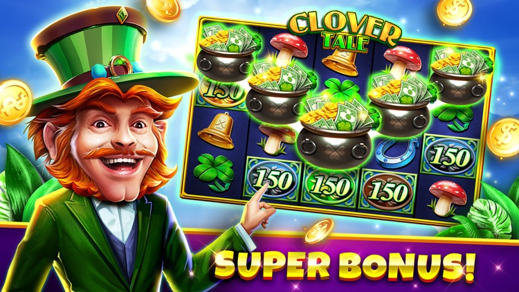 Clubillion™: casino slots game screenshot-3