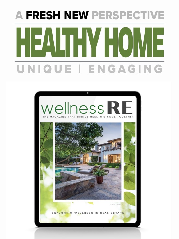 WellnessRE Magazine screenshot 6