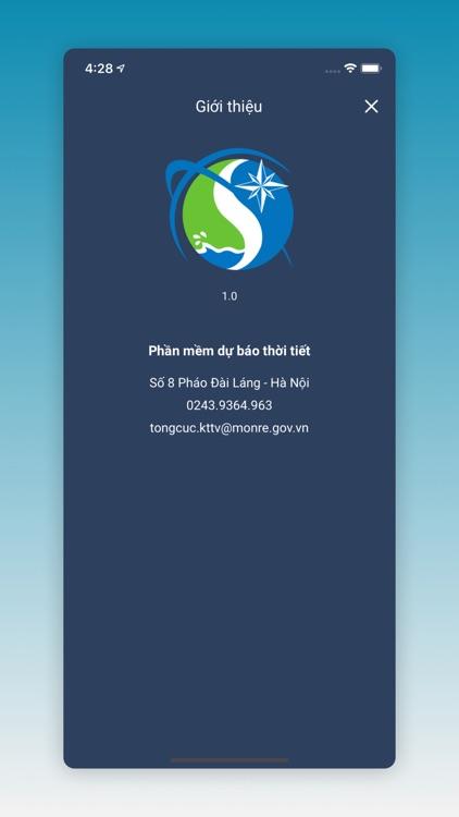 Thời Tiết VN - KTTV Việt Nam screenshot-4