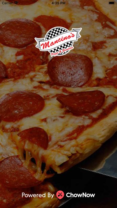 Mancino's Pizza & GrindersScreenshot of 1