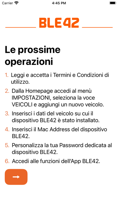 BLE42 screenshot 4