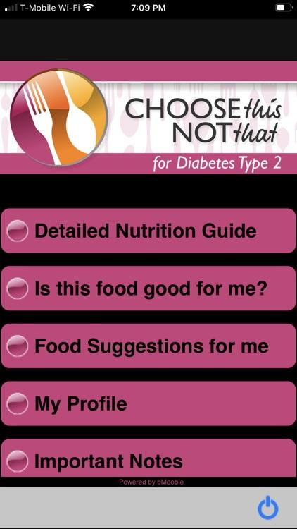 Diabetes Type 2 screenshot-3