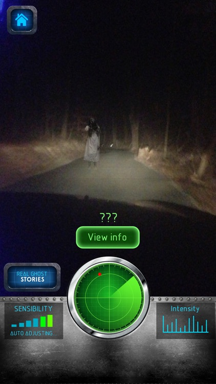 Ghost Detector Radar.. screenshot-2