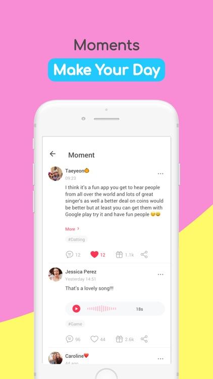 Find Friend, Cuddle Voice Chat screenshot-4