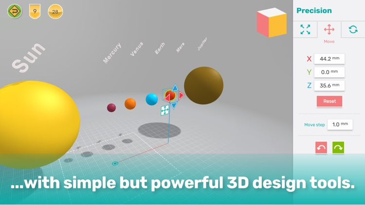Makers Empire 3D - 3D Modeling screenshot-4