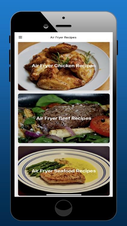 Air Fryer Recipes App