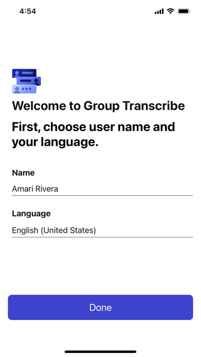 cancel Group Transcribe subscription image 2