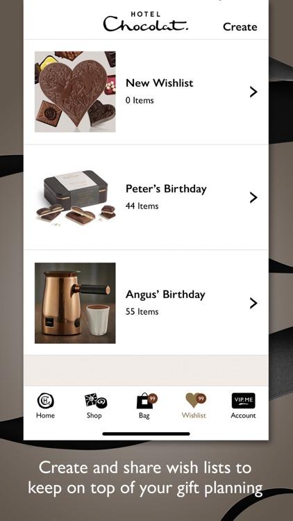 Hotel Chocolat screenshot-5