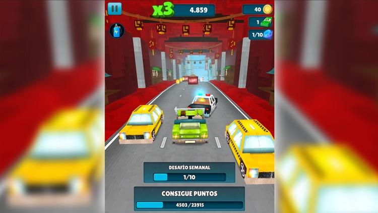 Robber Race Escape: Getaway! screenshot-5