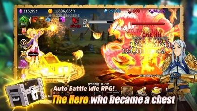 The Chest: A Cursed Hero screenshot 2