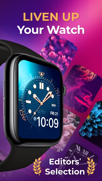 Watch Faces Dynamic & Live