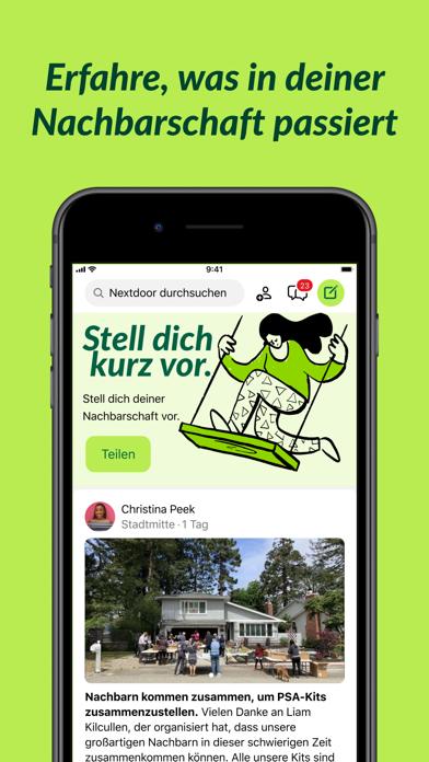 messages.download Nextdoor - Nachbarschafts-App software