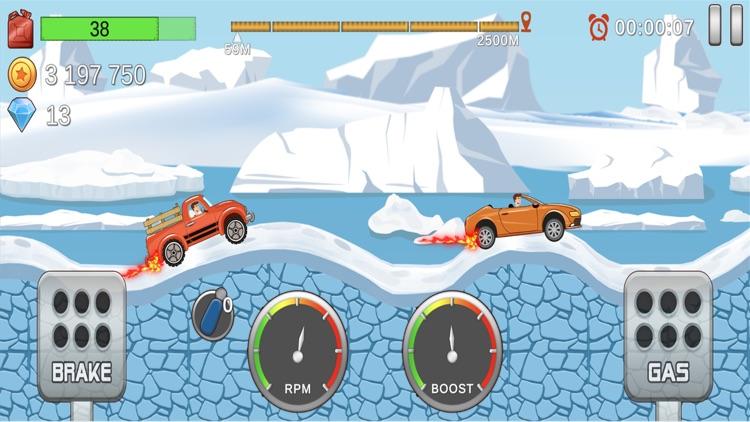 Drive Hill Car