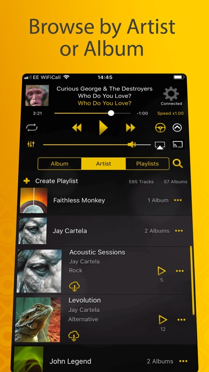 MusicStreamer Lite screenshot-5