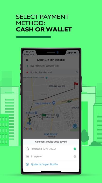 ZiqqiGO - Request a Taxi Now! screenshot-3