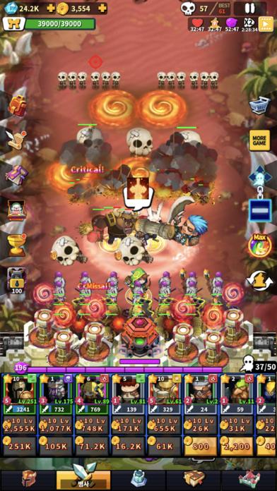 Hero Defense Castleのおすすめ画像3