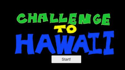 ChallengeToHawaii screenshot 1