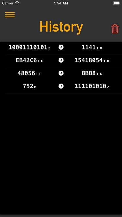 Base - Base Converter screenshot-3
