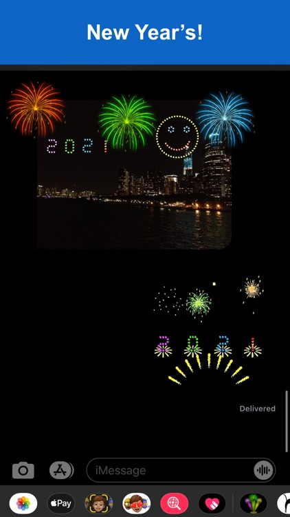 Lights & Fireworks: On Photos! screenshot-3