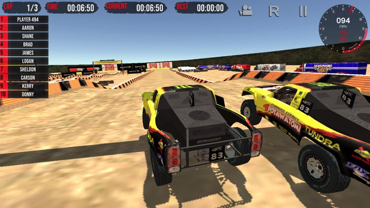 Offroad Trophy Truck Racing screenshot-6