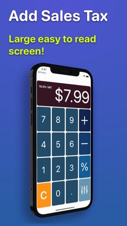 Sales Tax Calculator: VAT 2020