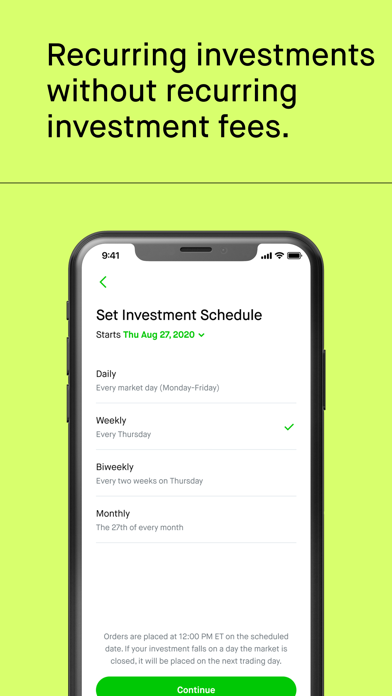 messages.download Robinhood: Investing for All software