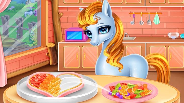 Rainbow Pony care screenshot-3