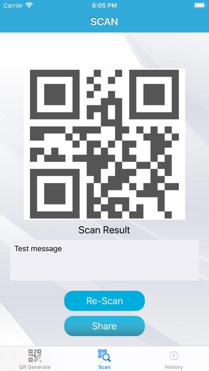 QR Reader kit screenshot-3