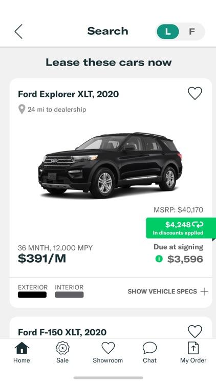 Rodo - Buy/Lease your next car screenshot-4