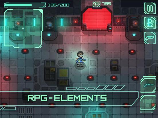 Endurance: space shooting RPGのおすすめ画像6