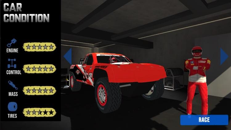 Offroad Trophy Truck Racing screenshot-3