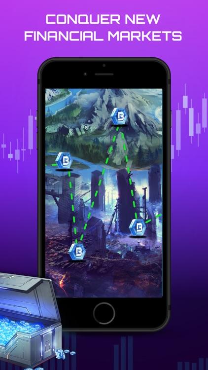 Botwars: Crypto Trading Game screenshot-4
